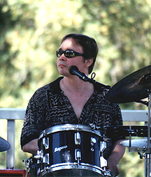 Chris Eaton at Piccetti Winery