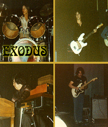 Chris Eaton with Exodus